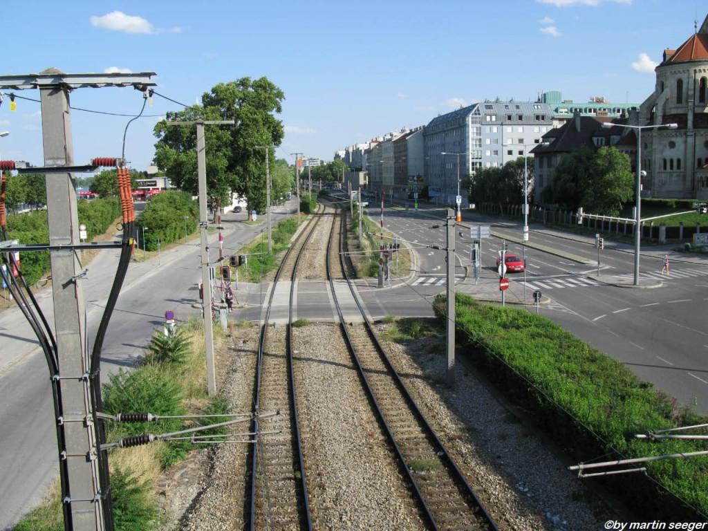 Donau-Ufer-Bahn Wien