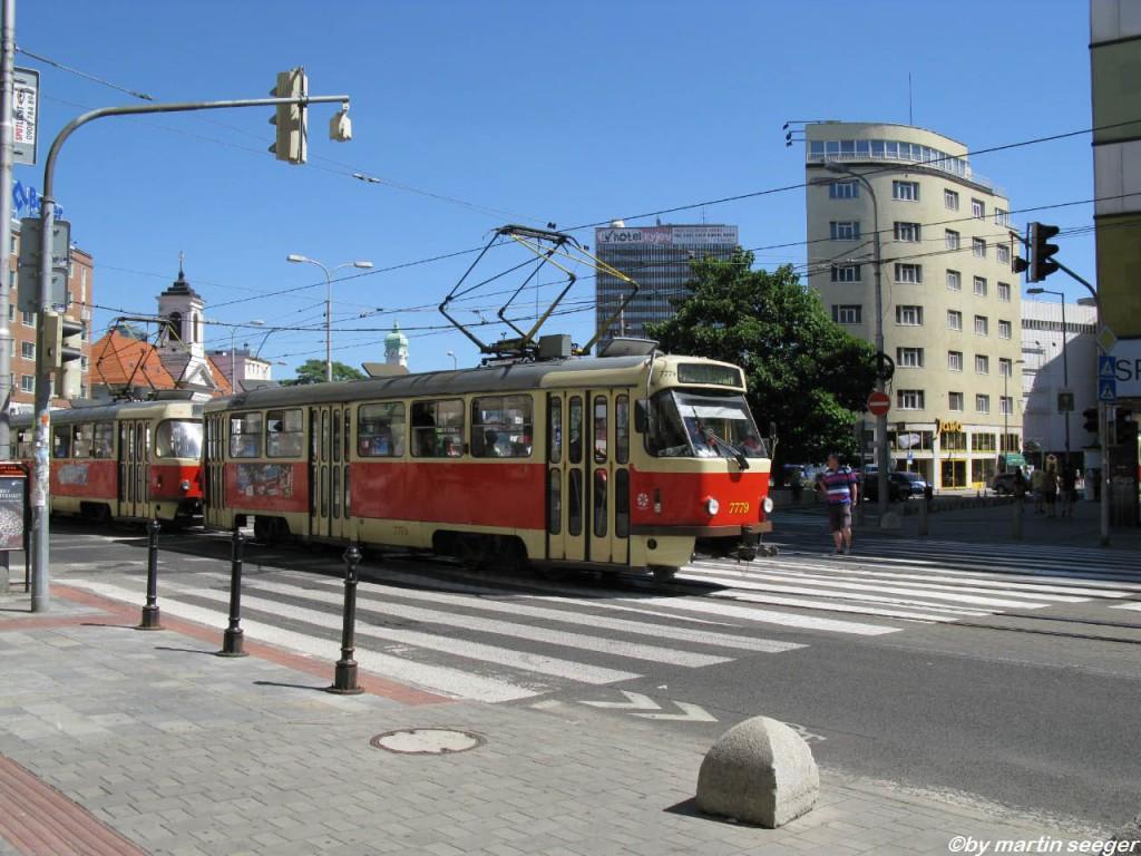 Strassenbahn Bratislava