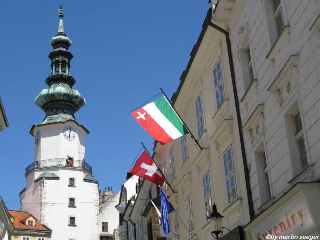 Die Schweizer Botschaft