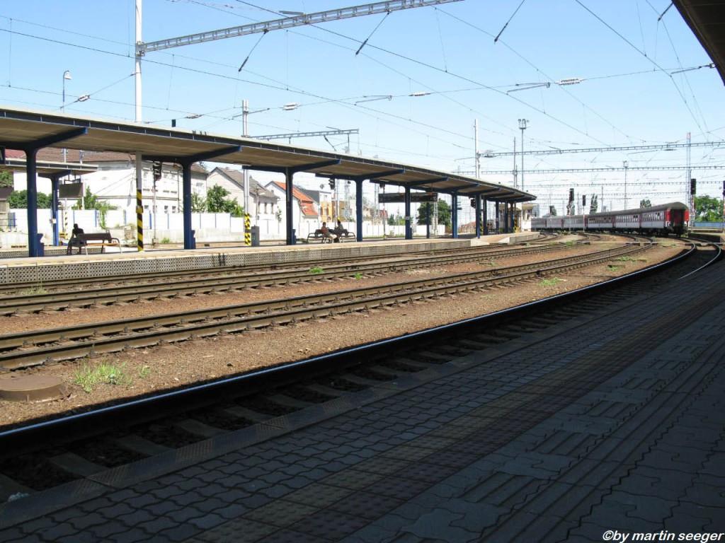 Bratislava hlavná stanica