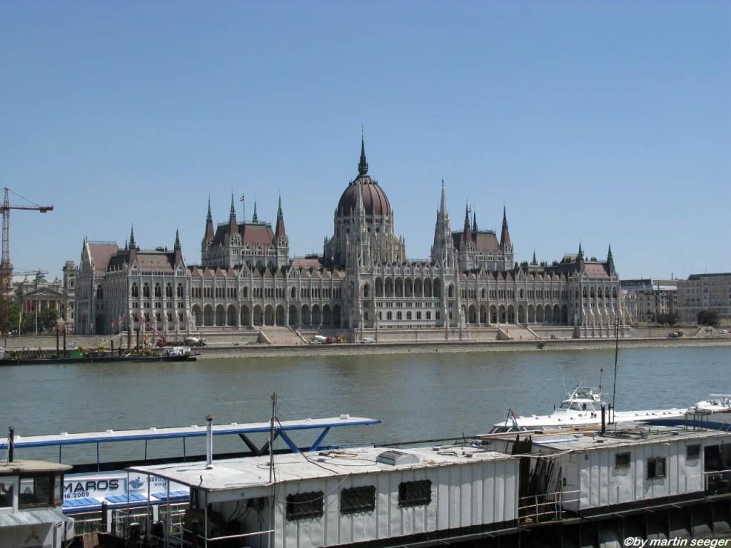 Parlamentsgebäude von Ungarn