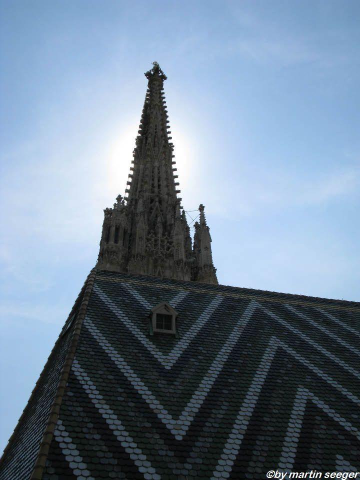Dach und Südturm