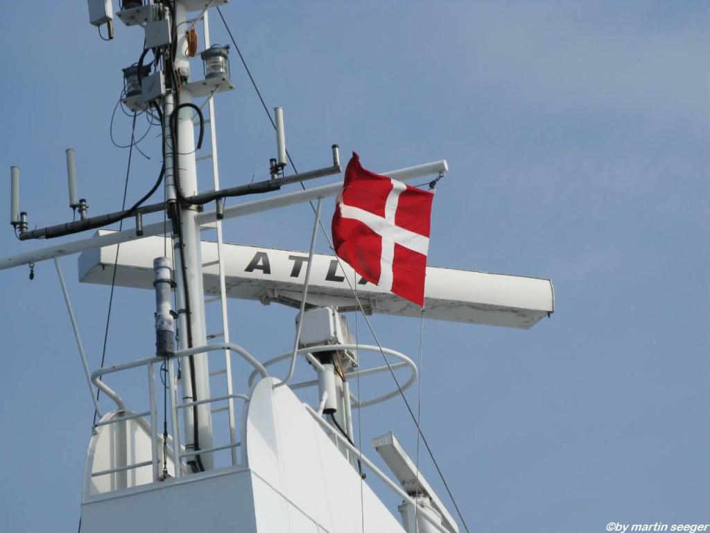 Dänemark in Sichtweite