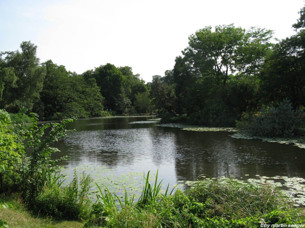 Park in Kopenhagen